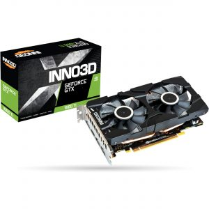 INNO3D GEFORCE GTX 1660TI TWIN X2