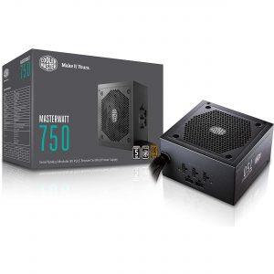 COOLER MASTER MW 750 WATT 80 PLUS BRONZE