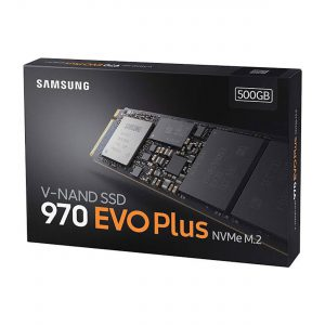 SAMSUNG 970 EVO PLUS NVMe 500GB