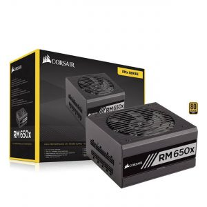 CORSAIR RM650X WATT 80 PLUS GOLD