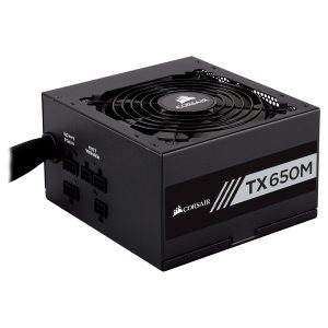 CORSAIR TX650M WATT 80 PLUS GOLD