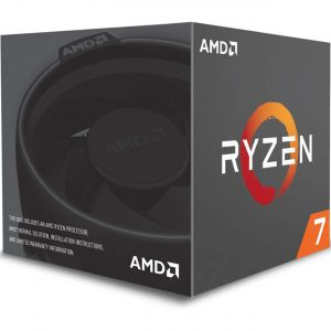 AMD RYZEN 7 2700 3.2 GHz (UPTO 4