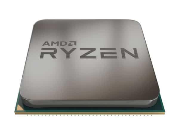 AMD Ryzen 7 2700 2