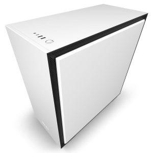 NZXT H710i MATTE WHITE