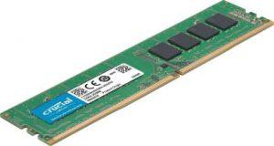 CRUCIAL RAM 2666MHz DDR4 UDIMM -1