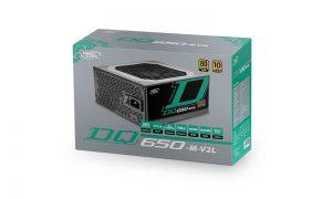 DEEPCOOL DQ650-M-V2L 80 PLUS GOLD