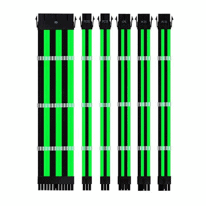 ANT ESPORTS MODPRO EXTENSION CABLE-GREEN