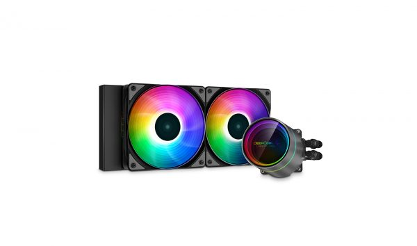 DEEPCOOL CASTLE 240EX A-RGB-1