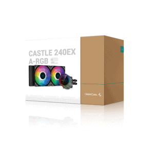 DEEPCOOL CASTLE 240EX A-RGB