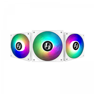 LIAN LI ST120 RGB WHITE (TRIPLE PACK)